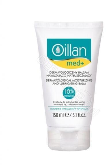 Oillan Oceanic Dermatologiczny balsam nawilżająco-natłuszczający 150ml
