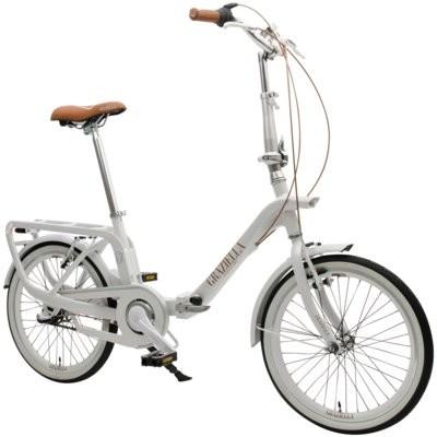 GRAZIELLA Rower miejski GRAZIELLA Brigitte 3B Biały