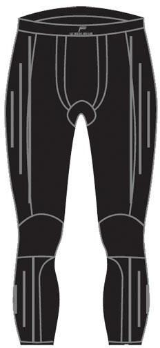Fuse Wyprzedaże Spodenki ALLSEASON Megalight 200 długie męskie XXL czarne FSE-14-1203-8-4-0002