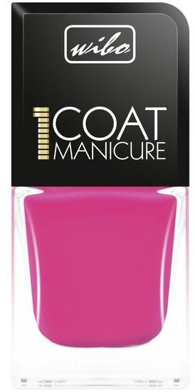 WIBO 1 Coat Manicure lakier do paznokci 10 8.5ml