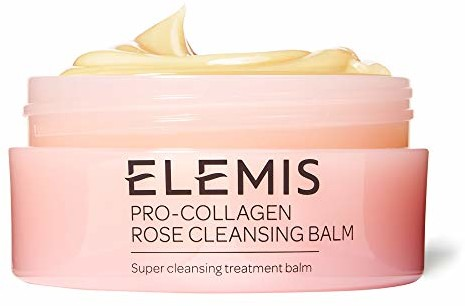 Elemis ELEMIS Pro-Collagen Rose Cleansing Balm, Soothing Cleansing Treatment Balm, 105 g