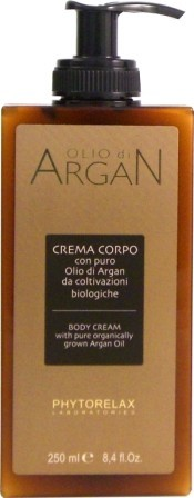 Phytorelax Olio Di Argan Body Cream krem do ciała z olejkiem arganowym 250 ml