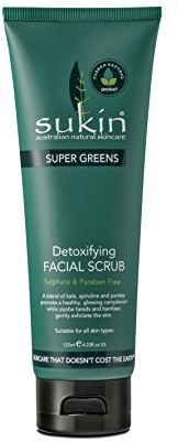 Sukin Super Greens  detoksykulacja twarzy (125 ml)