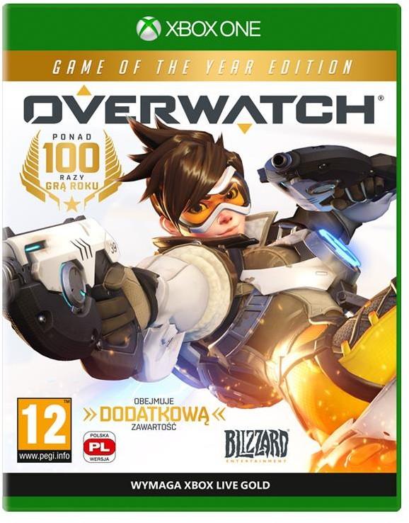 Overwatch GOTY (GRA XBOX ONE)
