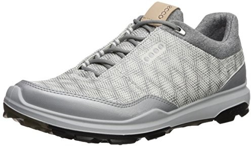 Ecco Golf 2018 Biom Hybrid 3 Gore-Tex wodoszczelna Yak skóra lekkie męskie buty Golf, 47 B0798B2YH1 (155804-184-47 M EU (13-13.5 US))
