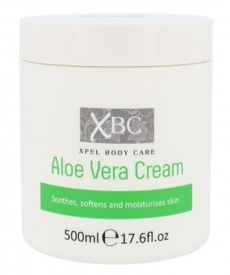 Aloe Vera Xpel Xpel Body Care krem do ciała 500 ml dla kobiet