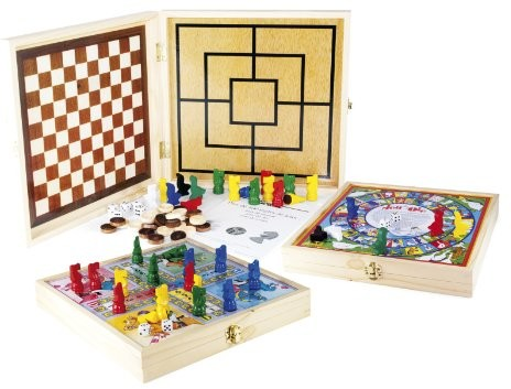 Unbekannt Znane jeujura jeujuraj11855do gry w drewnianym pudełku (100)