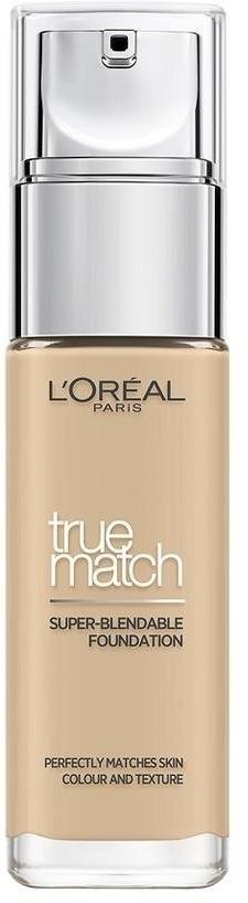 L'Oreal Paris L'OREAL True Match Foundation 1.D/1.W Golden Ivory 30ml 75266-uniw
