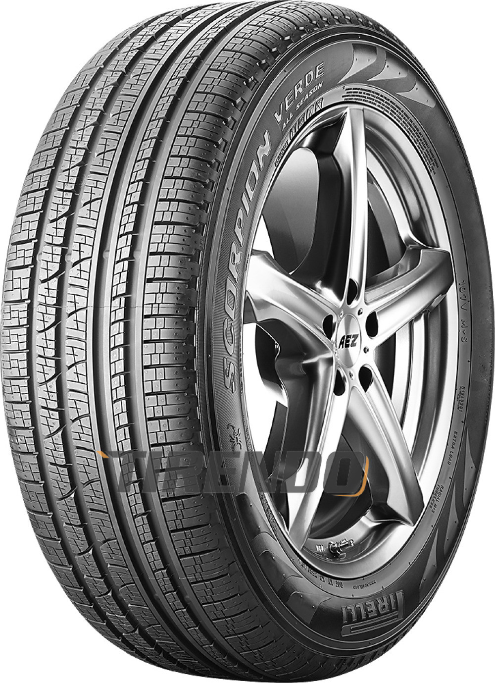 Pirelli Scorpion Verde All-Season 235/60R16 100H