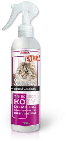 Certech SUPER BENEK-STOP KOT STRONG SPRAY 400ml