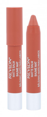 Revlon Colorburst Matte Balm pomadka 2,7 g dla kobiet 255 Enchanting