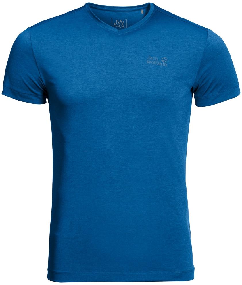 Jack Wolfskin Koszulka JWP T M electric blue