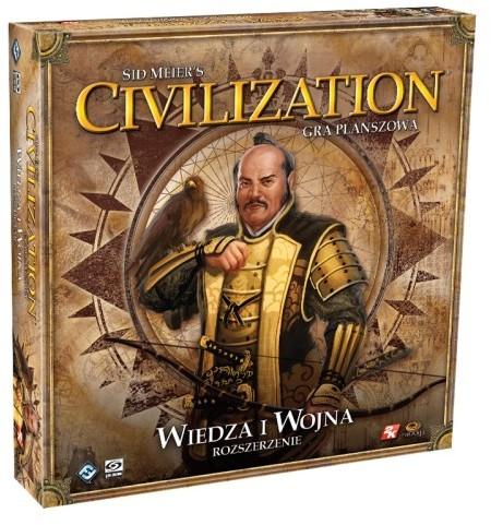 Galakta Sid Meier's Civilization: Wiedza i Wojna