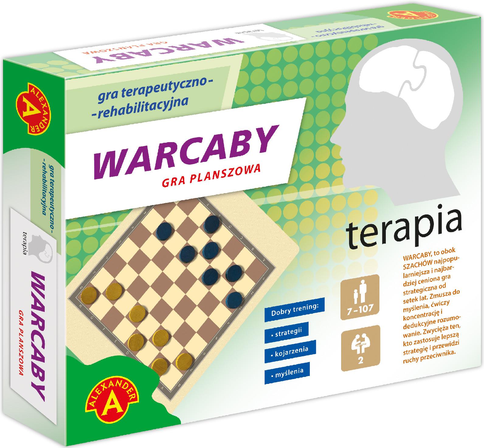 Alexander Terapia Warcaby