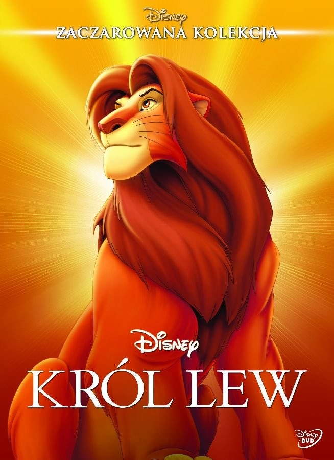 Zaczarowana kolekcja Król Lew DVD) Allers Roger Minkoff Rob