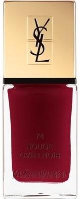 Yves Saint Laurent La Laque Couture, lakier do paznokci 74 Rouge Over Night, 10 ml
