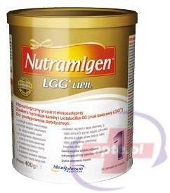 Nutramigen 1 LGG hipoalergiczny preparat mlekozastępczy 400g