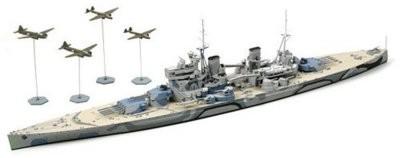 Tamiya Battleship Prince of Wales MT-31615
