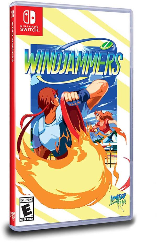 Windjammers (GRA NINTENDO SWITCH)