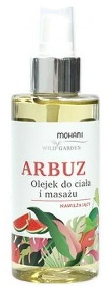 Mohani Olejek do ciała i masażu Arbuz nawilżający - Mohani - 150ml 06341