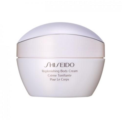 Shiseido Replenishing Body Cream Firms and Smoothes nawilżający krem do ciała - 200ml Upominek gratis !