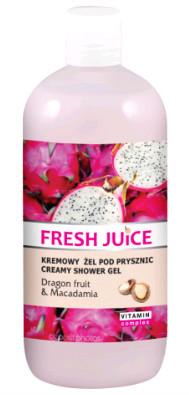 Fresh Juice Żel Pod Prysznic Dragon Fruit&Macadamia 500ml GP22-2753
