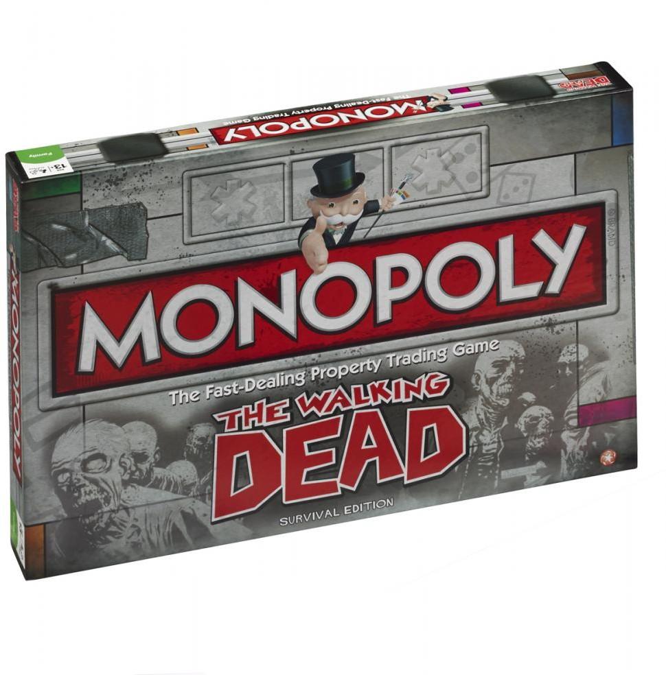 - Żywe Trupy  gra Monopol