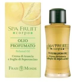 Frais Monde Frais Monde Spa Fruit Orange And Chilli Leaves olejek perfumowany 10 ml dla kobiet
