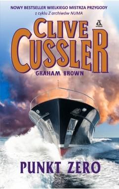 Amber Brown Graham Cussler Clive Punkt zero