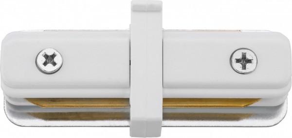 Nowodvorski Łącznik prosty PROFILE STRAIGHT CONNECTOR WHITE by 9454