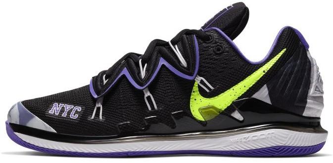 Nike Męskie buty do tenisa na twarde korty NikeCourt Air Zoom Vapor X Kyrie 5 - Czerń BQ5952-002