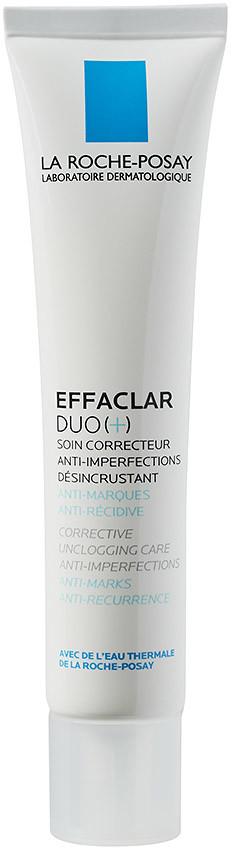 La Roche-Posay Posay Posay Effaclar DUO + korekcyjna pielęgnacja przeciwtrądzikowa przeciw niedoskonałościom skóry i śladom trądziku 40 ml