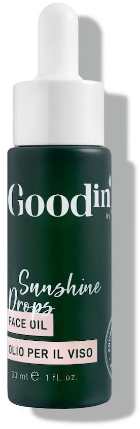 Goodin Goodin Pielęgnacja twarzy Olejek do twarzy Sunshine Drops 30 ml