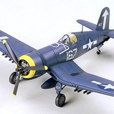 Tamiya Vought F4U-1D Corsair 60752