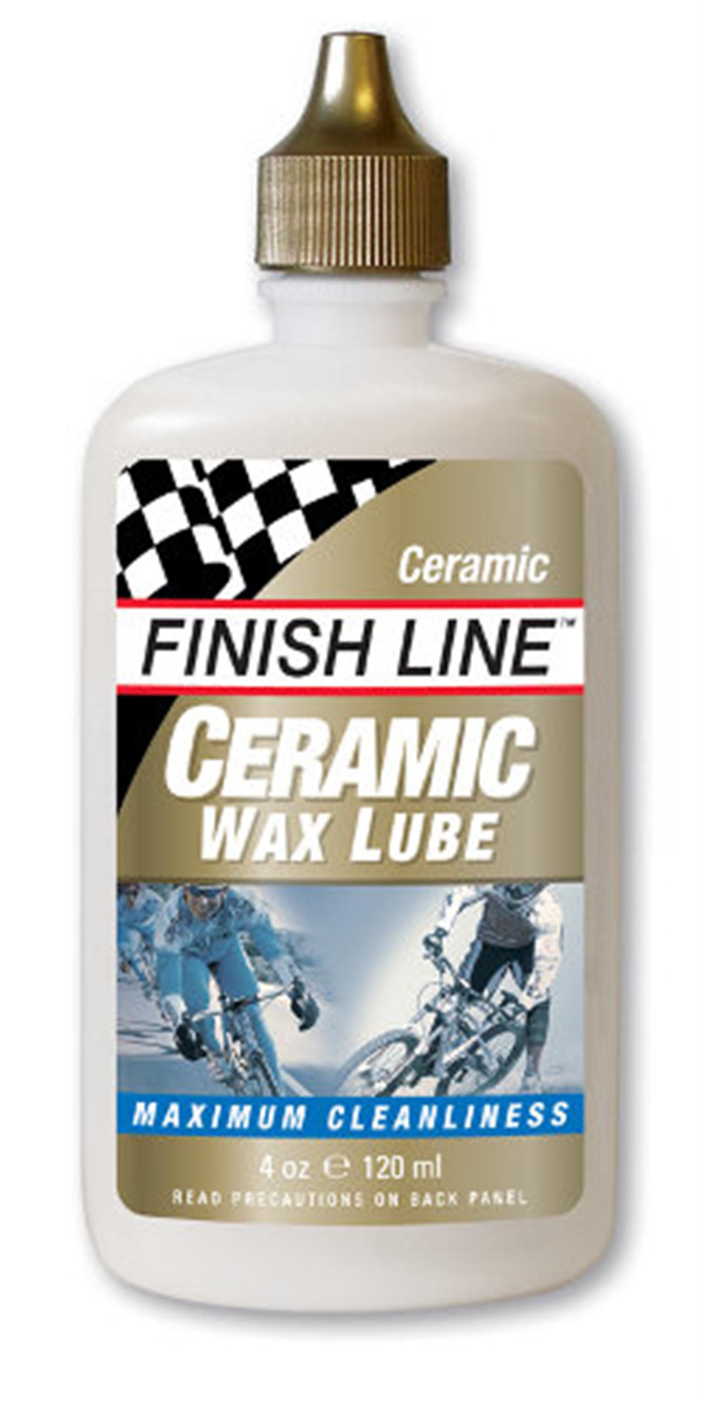 FINISH LINE Olej Ceramic Wax Lube / Opakowanie: 120 ml