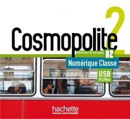 Hachette Livre Cosmopolite 2. Podręcznik interaktywny. Pen Nathalie Hirschsprung, Tony Tricot