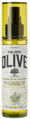 KORRES OLIVE & Olive Blossom Body Oil  - Suchy olejek do ciała