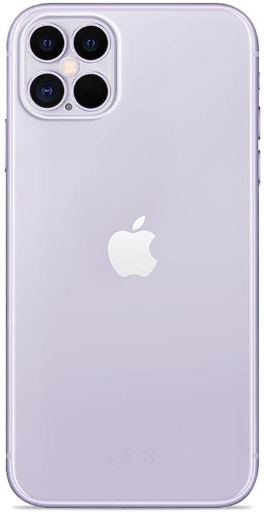 PURO 0.3 Nude - Etui iPhone 12 Pro Max (przezroczysty)
