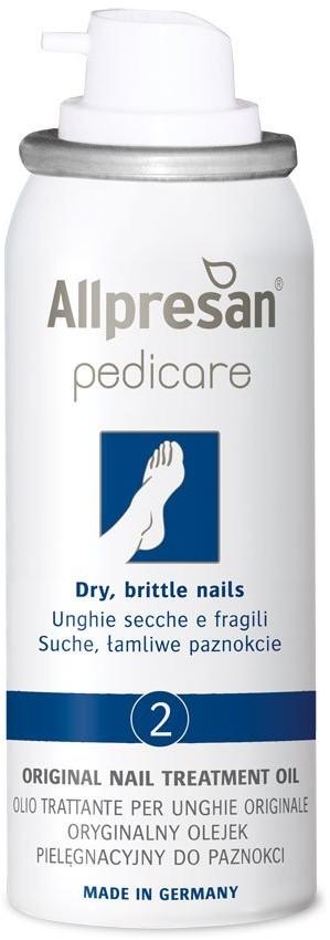 Allpresan Olejek do pielęgnacji suchych i pękających paznokci Allpresan Pedicare 2, 50 ml