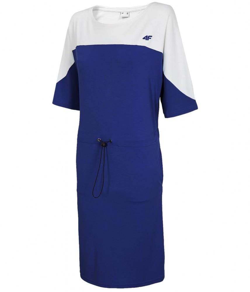 4F Sukienka Sportowa Dresowa Oversize Lato L0SUDD011-36S L0SUDD011-36S