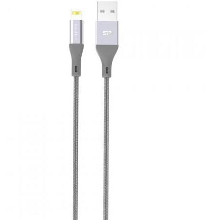 SILICON POWER SILICON POWER USB-Lightning Silicon 1m Szary ></noscript> MEGA NISKIE CENY I RATY 0%