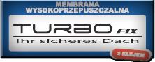 Membrana dachowa z klejem TurboFix