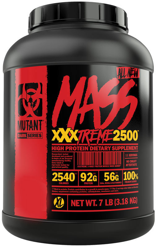 PVL Mutant Mass XxxTreme 2500 3180g