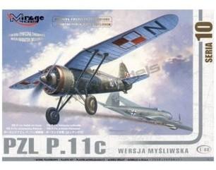 Mirage Hobby PZL P-11c Wersja Myśliwska GXP-537176