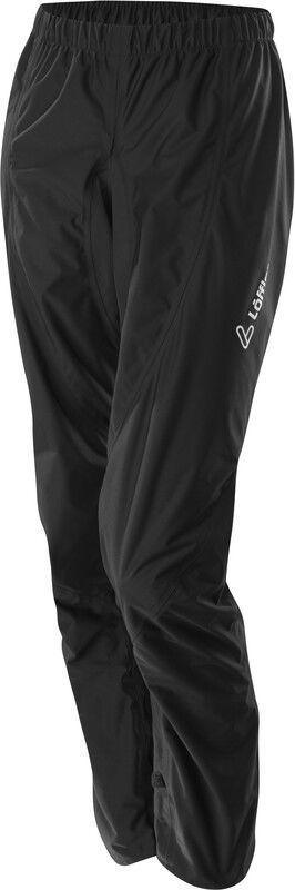 Löffler GTX Active Spodnie wierzchnie Kobiety, black EU 36 XS (Regular) 2020 Spodnie długie 21780-990-36