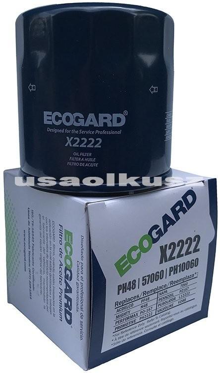 ECOGARD Filtr oleju silnika Chrysler Sebring 2007-2010 FP10060