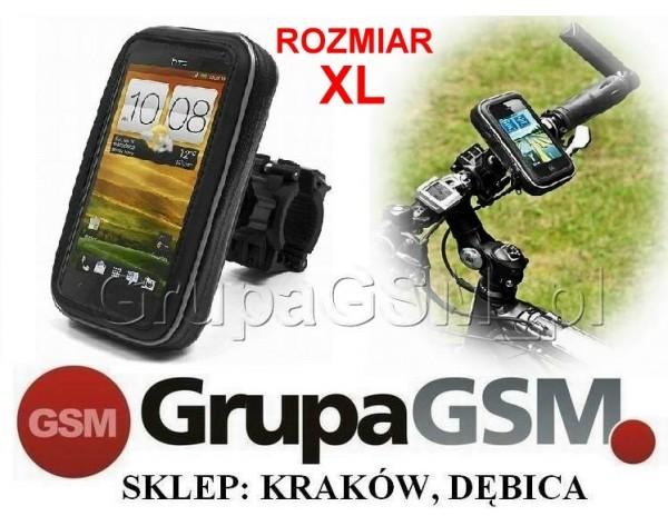 eXtreme Style Uchwyt na Rower Motor Quad WODOODPORNY na SMARTFONA Xiaomi Redmi 5 Plus Note 4 Prime