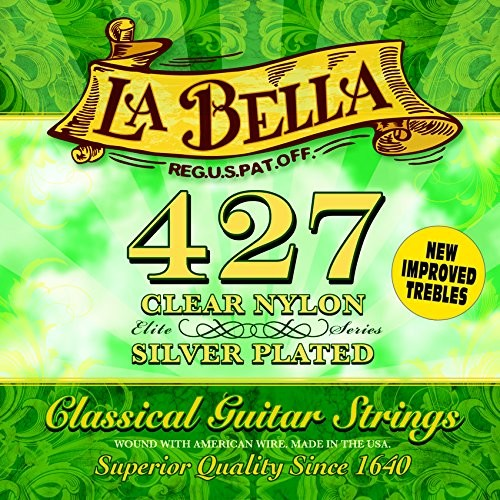 LaBella 427 Pacesetter Elite, struny do gitary klasycznej 427