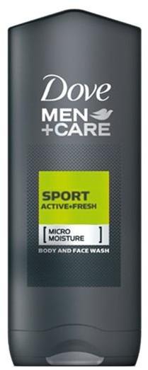 Dove Men+Care Sport Active+Fresh żel pod prysznic 250ml