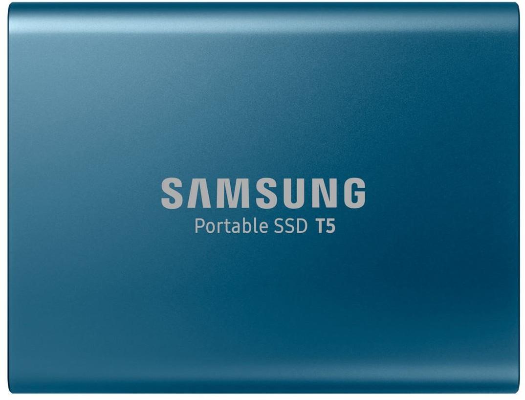 Samsung T5 500GB MU-PA500B niebieski